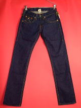 TRUE RELIGION RICKY STYLE:04859OM COLOR:02-RINSE RICKY MADE IN USA 100%COTTON